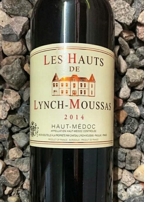 Les Hauts de Lynch Moussas 2014, Haut-Medoc