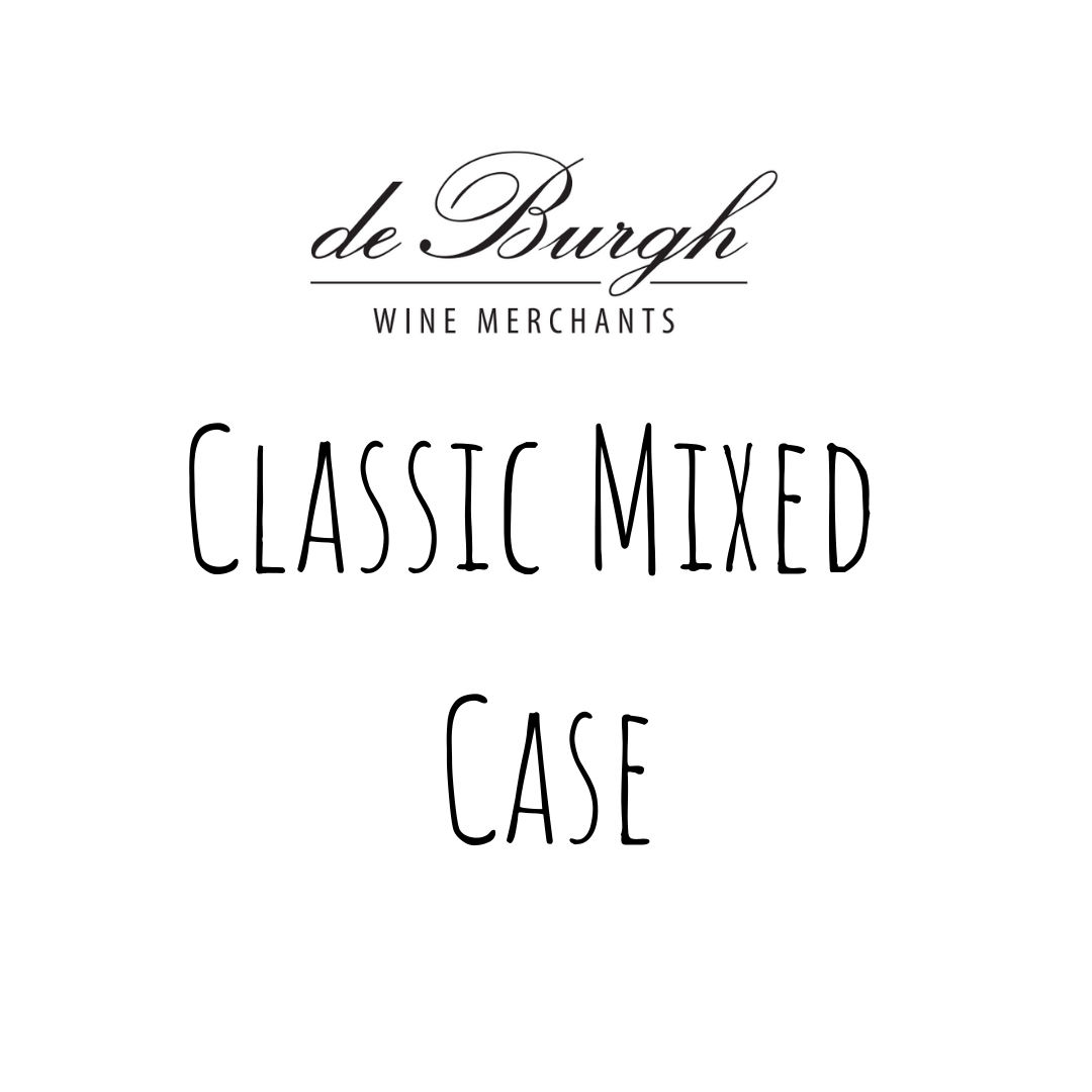 The de Burgh Classic Mixed Case 12x75cl