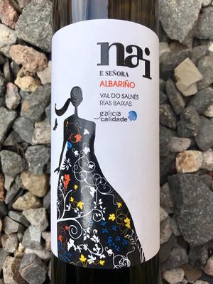 Albarino 'Nai e Senora' Adegas Terra de Asorei 2018