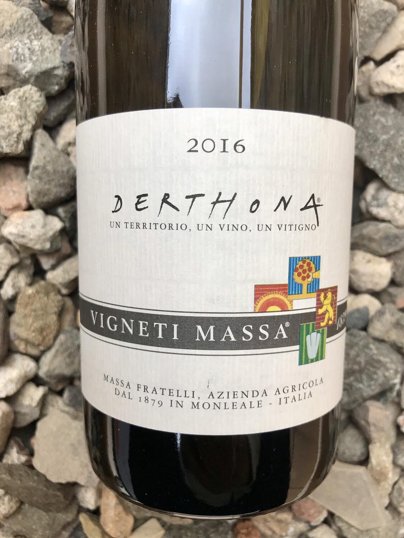 Timorasso 'Derthona' Walter Massa 2018