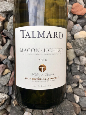 Macon Uchizy Domaine Talmard (Mallory and Benjamin) 2019