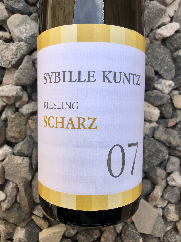 Sybille Kuntz Riesling 'Scharz' Auslese 2007