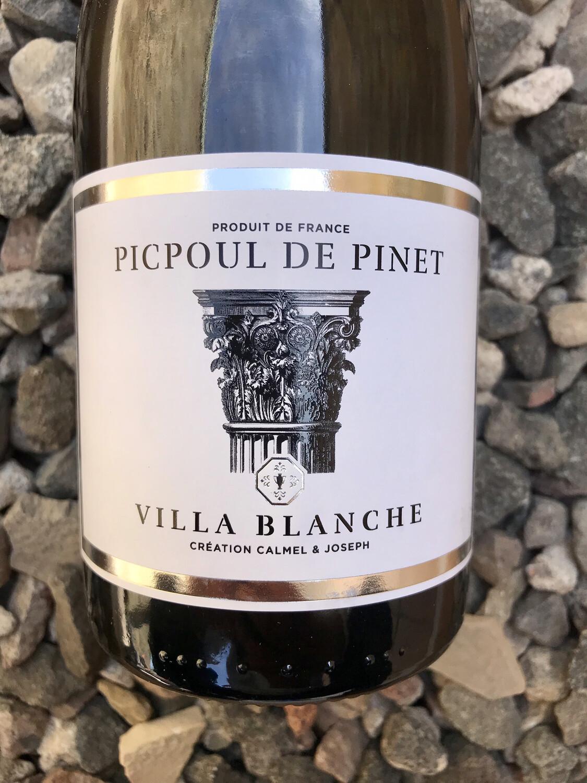 Picpoul de Pinet 'Villa Blanche' Calmel & Joseph 2019