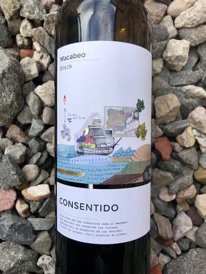 Bodegas La Purisima 'Consentido' Macabeo 2018