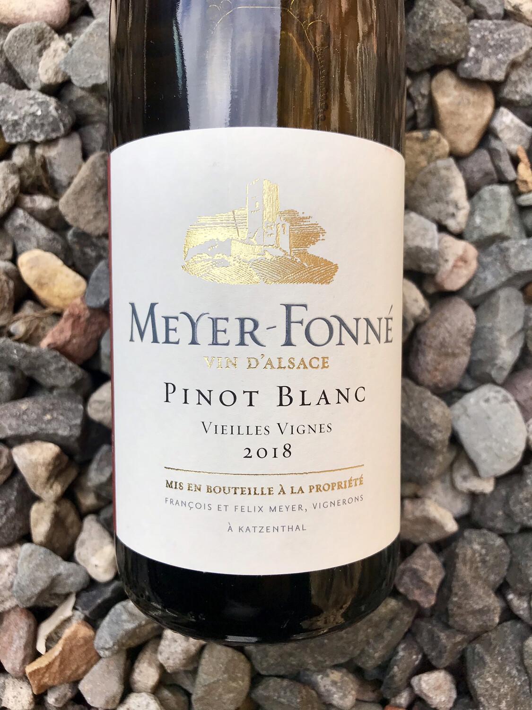 Meyer Fonne Pinot Blanc Vielles Vignes 2017