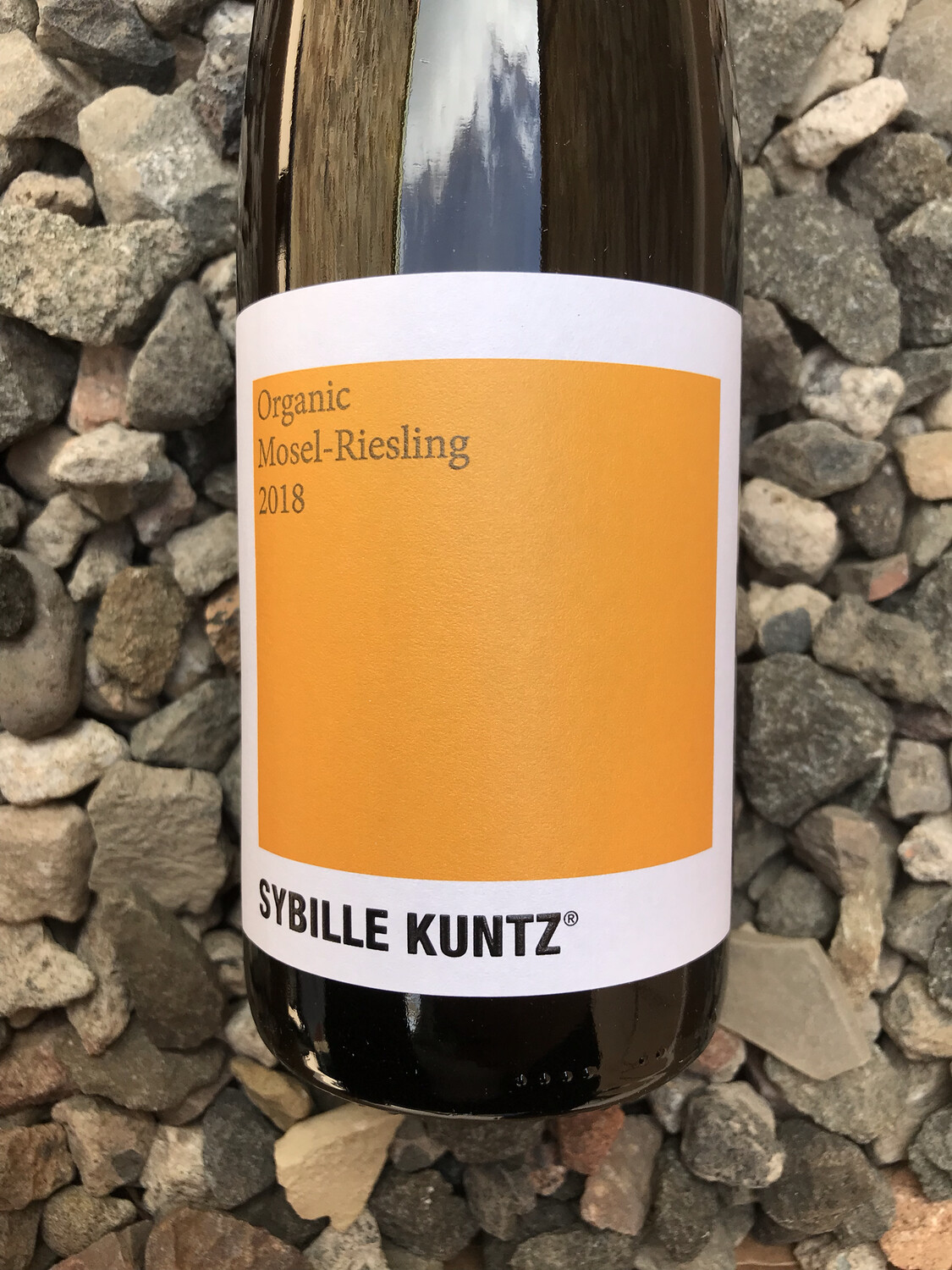 Sybille Kuntz Orange Riesling 2019