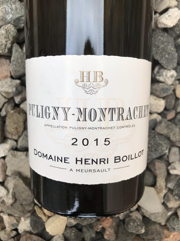 Henri Boillot Puligny-Montrachet 2015