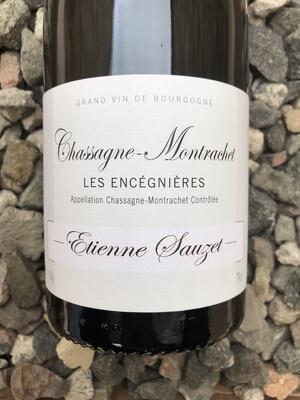 Etienne Sauzet Chassagne Montrachet 'Les Enseignères' 2015