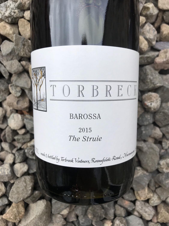 Torbreck 'The Struie' Shiraz 2015