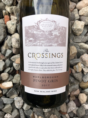 The Crossings Pinot Gris 2017