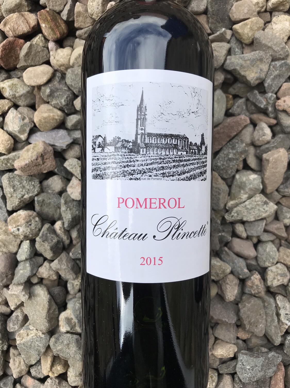 Chateau Plincette 2015 Pomerol