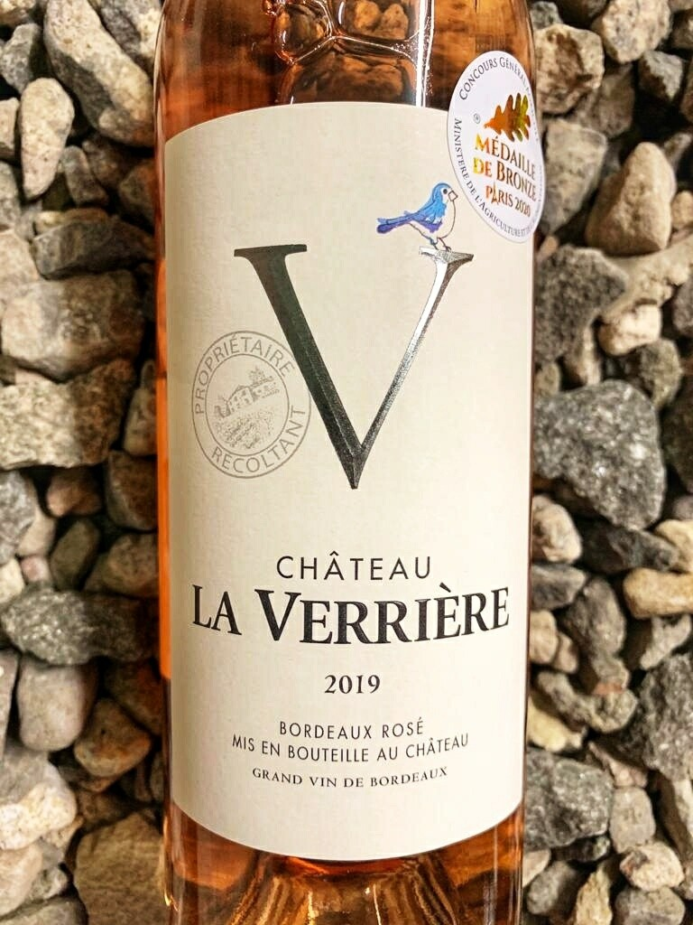 Chateau La Verriere Rose 2019