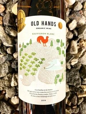 Bodegas La Purisima 'Old Hands' Organic Sauvignon Blanc 2019