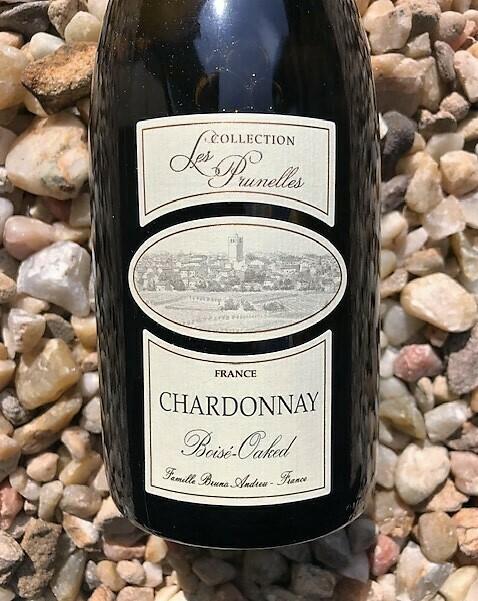 Chardonnay 'Les Prunelles' Bruno Andreu 2019