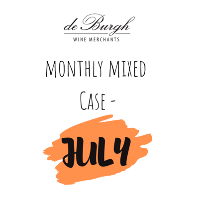 The de Burgh Monthly Mixed Case - July