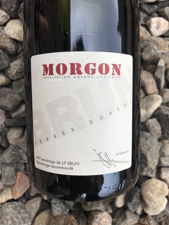 Morgon Jean Paul Brun Terres Dorees 2018