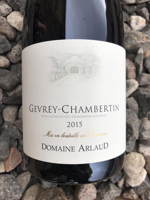 Domaine Arlaud Gevrey Chambertin 2016
