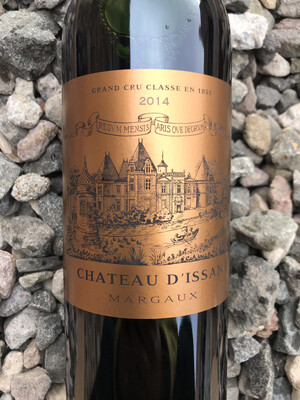 Chateau d'Issan 2014 Margaux