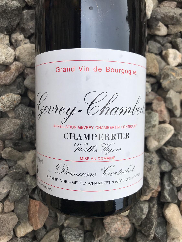 Gevrey Chambertin 'Champerrier' Vieilles Vignes Domaine Tortochot  2015