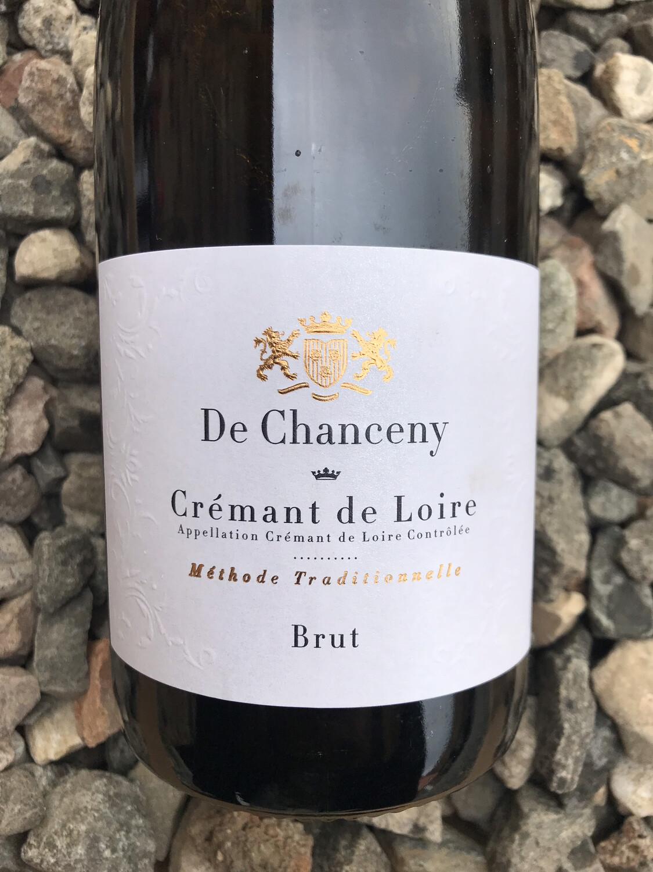 Cremant de Loire 'De Chanceny' Brut NV