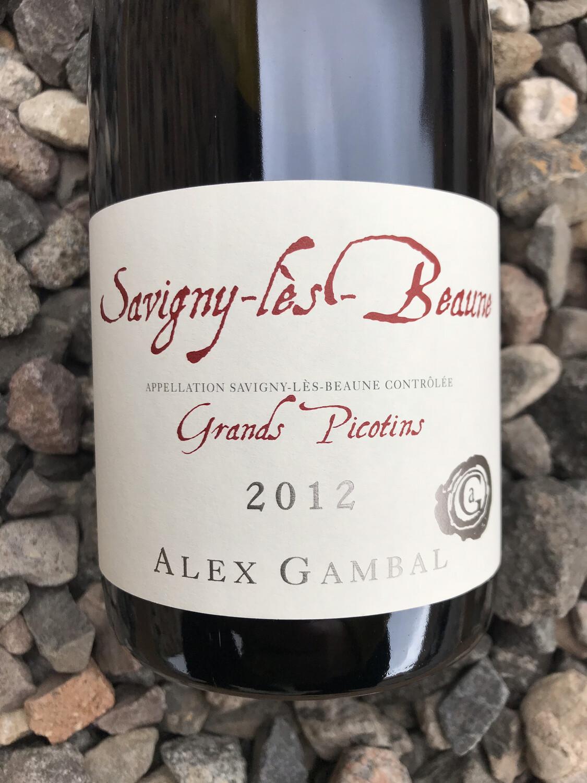 Savigny-Les-Beaune 'Les Grands Picotins Alex Gambel 2012
