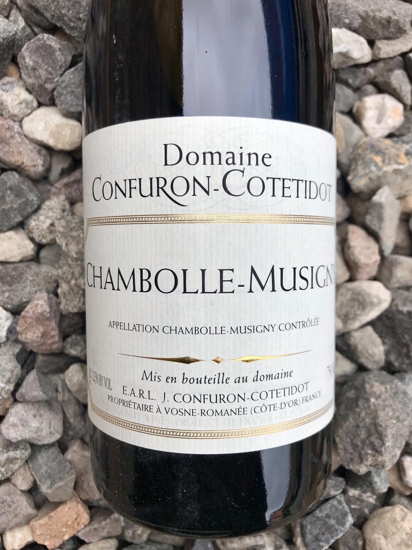 Confuron-Cotetidot Chambolle-Musigny 2015