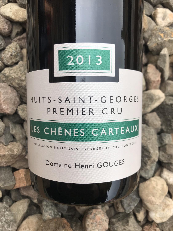 Henri Gouges Nuits-St-Georges 1er Cru 'Chenes Carteaux' 2013