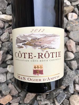 Cote Rotie Village Stephane Ogier 2014