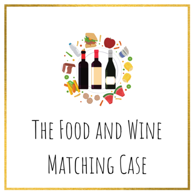 Food & Wine Matching Case 101