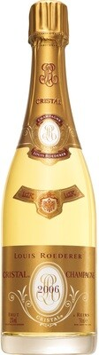 Louis Roederer Cristal Brut 2006 Late Release