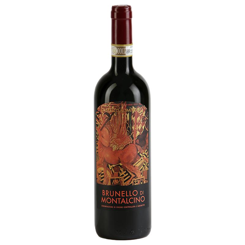 Brunello di Montalcino Castello Romitorio 2013 HALF Bottle
