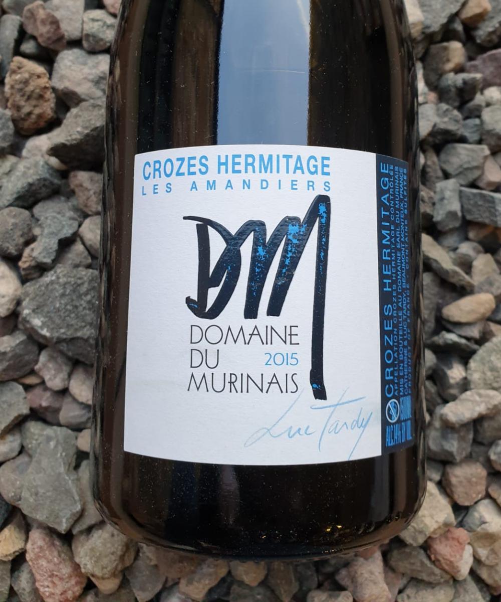 Crozes Hermitage 'Les Amandiers' Domaine du Murinais, 2015, Magnum