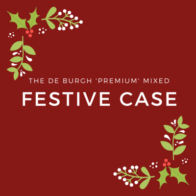 The de Burgh Premium Festive Case