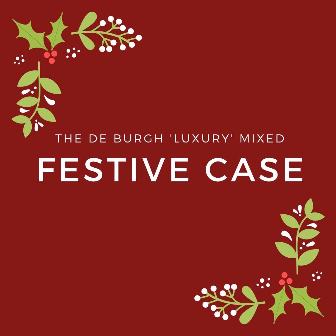 The de Burgh Luxury Festive Case