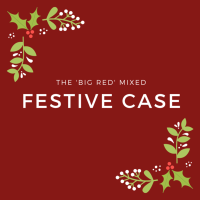 The Big Red Festive Mixed Case