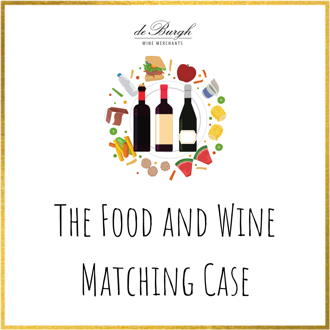 Food & Wine Matching Mixed Case 101