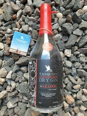 Tarquin's 'The Sea Dog' Gin 70cl