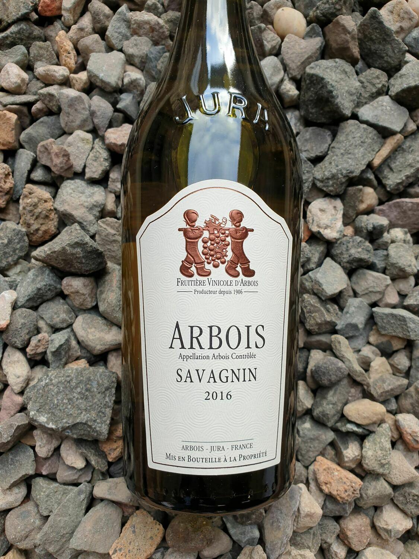 Arbois Savagnin 'Sous Voile' Chateau Bethanie 2016