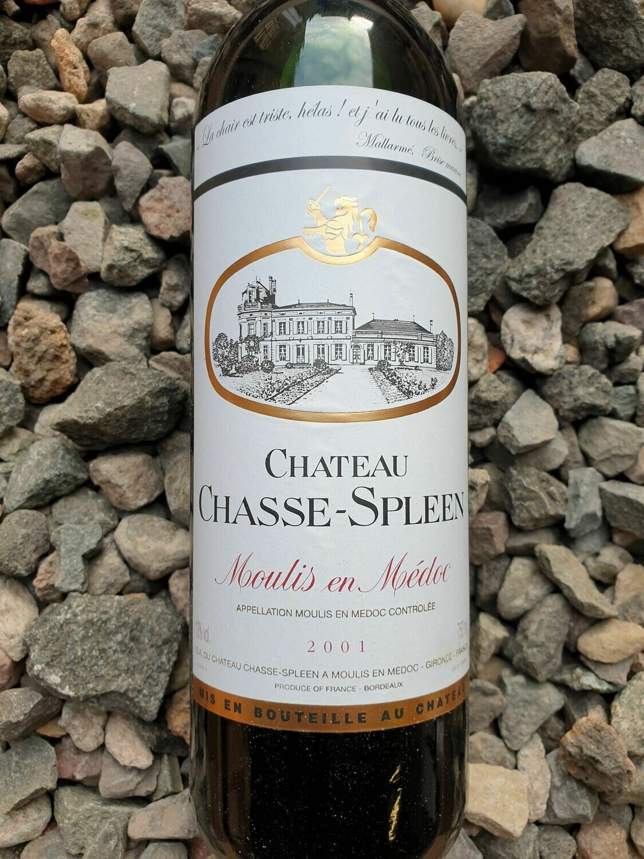 Chateau Chasse Spleen 2001 Moulis