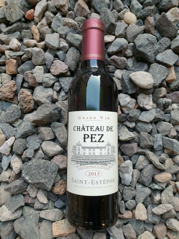 Chateau de Pez 2014 St-Estephe Half Bottle