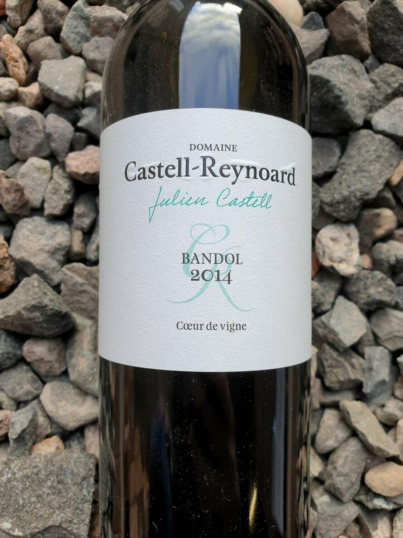 Bandol 'Coeur de Vigne' Domaine Castell Reynoard 2014