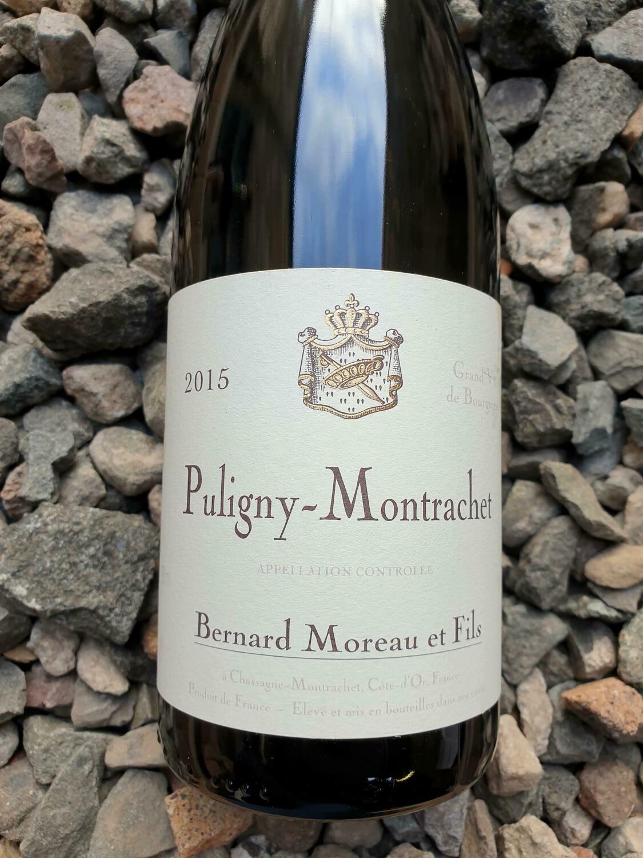 Bernard Moreau Puligny-Montrachet 2015