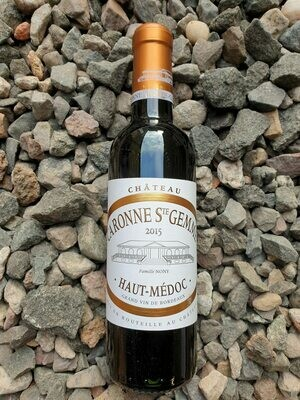 Chateau Caronne Sainte Gemme 2015 Half Bottle
