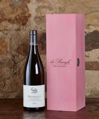 Meursault 'Les Charrons' Sylvain Bzikot 2018 + Wooden Gift Box