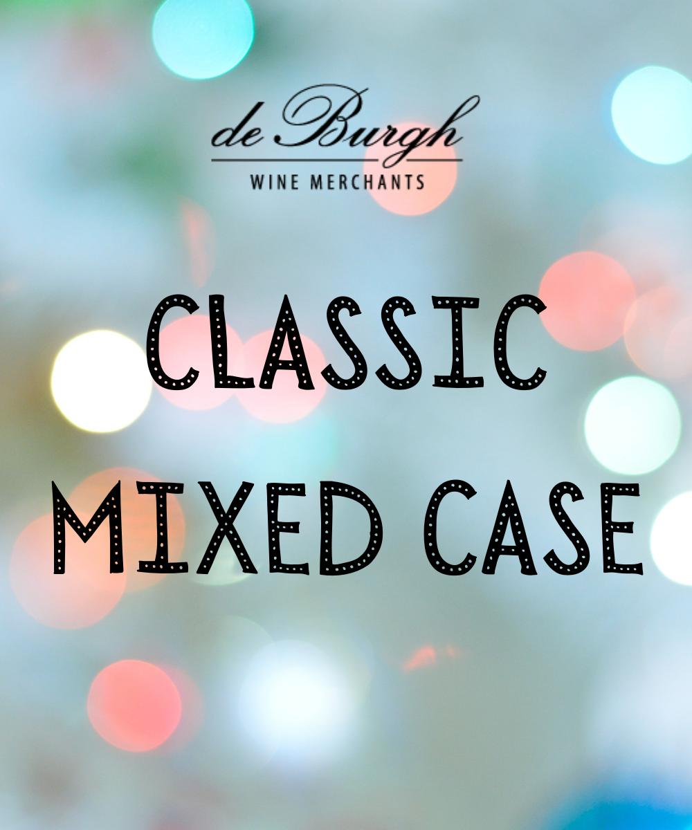 The de Burgh Classic Mixed Case