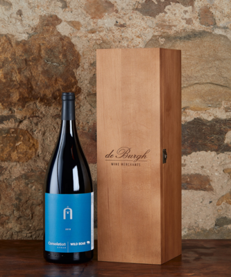 Syrah 'Wild Boar' Consolation 2018 Magnum + Wooden Gift Box