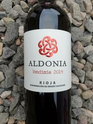 Rioja 'Vendimia' Bodegas Aldonia 2019