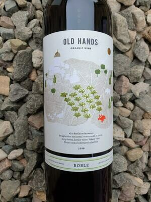 Bodegas La Purisima 'Old Hands' Roble Monastrell 2018