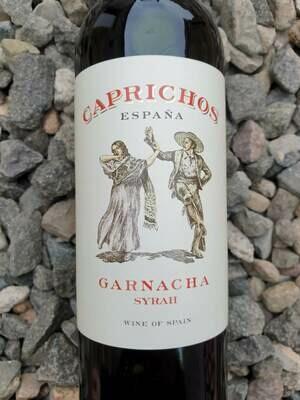 Garnacha/Syrah 'Caprichos' Bodegas Esteban Martin 2019