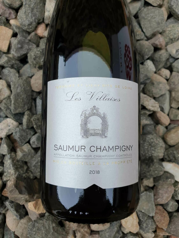 Saumur Champigny Lieu Dit 'Les Villaises' Caves de Saumur 2018
